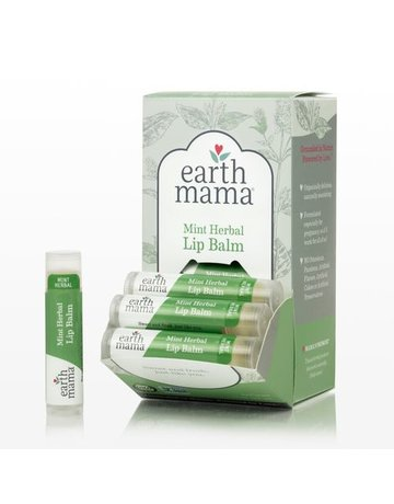 Earth Mama Organics Earth Mama Lip Balms