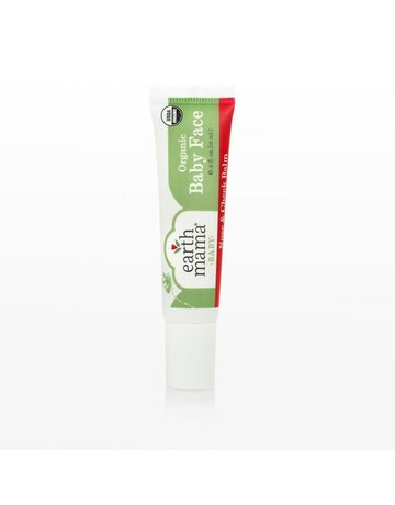 Earth Mama Organics Earth Mama Organics Baby Face Nose & Cheek Balm .5 Oz