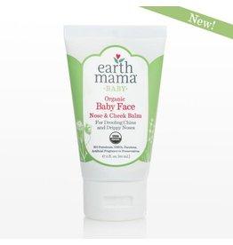 Earth Mama Organics Earth Mama Organics Baby Face Nose & Cheek Balm 2 Oz