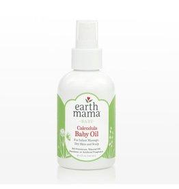 Earth Mama Organics Earth Mama Organics Calendula Baby Oil 4 OZ