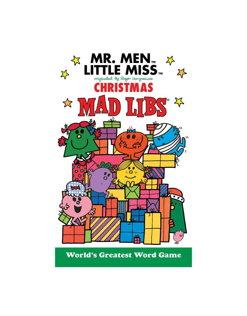 Mad Libs - Mr. Men Little Miss