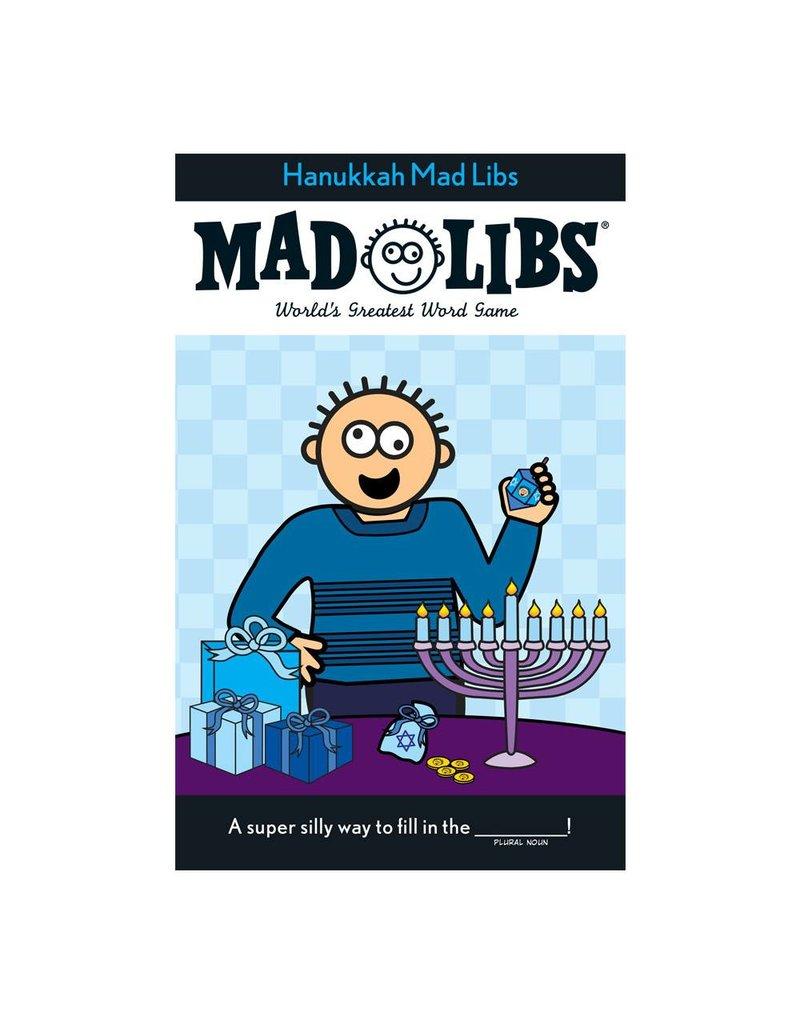 Mad Libs - Hannukkah