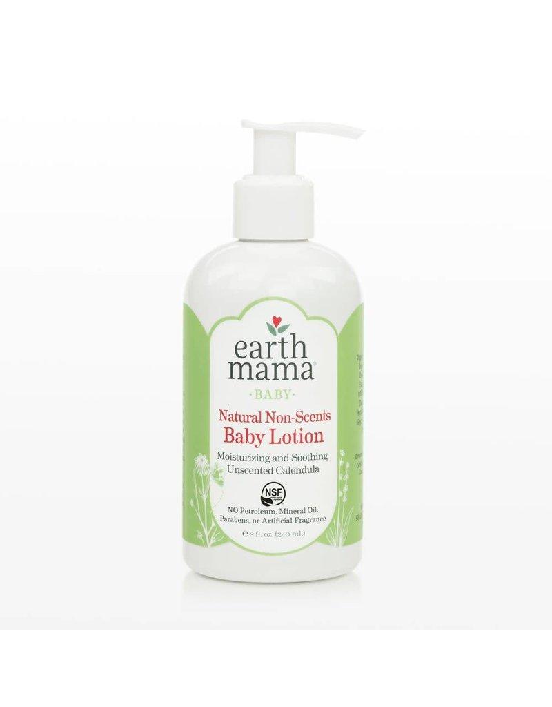 Earth Mama Organics Earth Mama Non-Scents Baby Lotion 8oz
