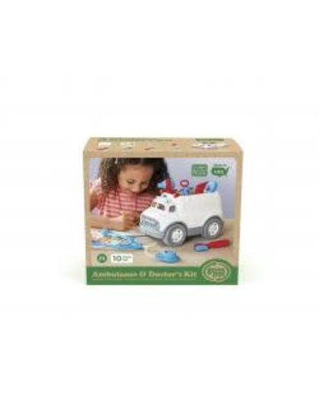 Green Toys Green Toys Ambulance & Doctor Kit