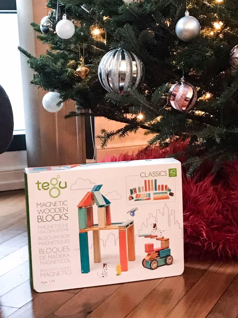Product Spotlight: Tegu Magnetic Wooden Blocks