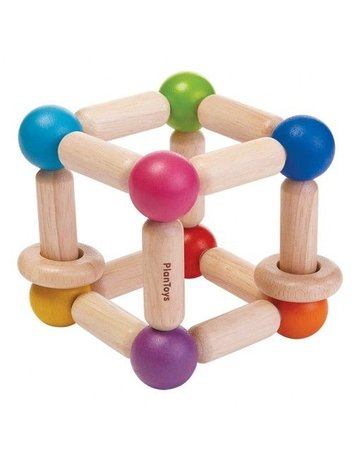 Plan Toys, Inc. Plan Toys Square Clutching Toy