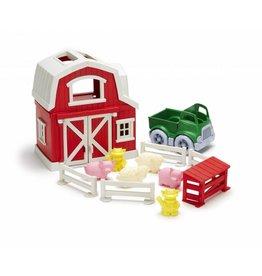 Green Toys Green Toys - Farm Play Set