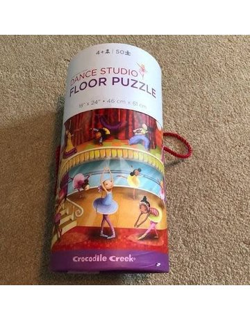 Crocodile Creek Crocodile Creek 50 piece Classic Floor Puzzle