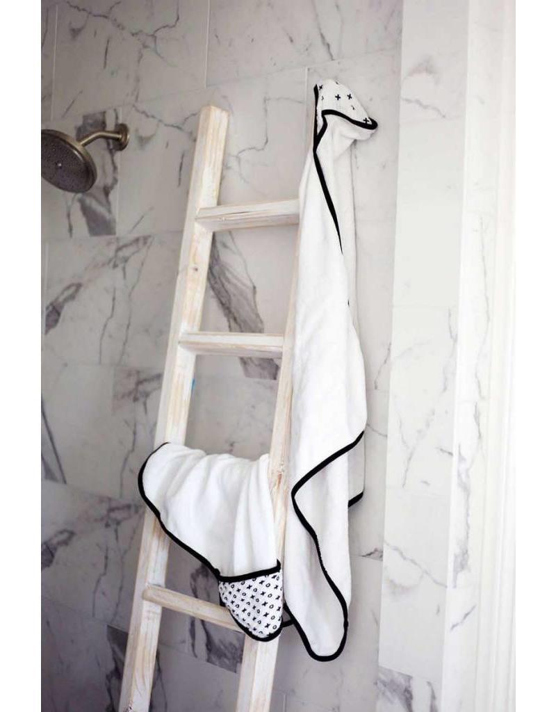 Modern Burlap Modern Burlap - Hooded Towel