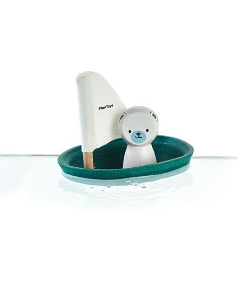 Plan Toys, Inc. Plan Toys Sailing Boat