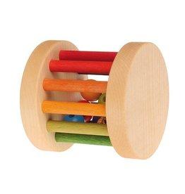 Grimm's GRIMM'S Mini Rolling Wheel, Rainbow