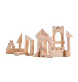 Plan Toys, Inc. Plan Toys - 50 Unit Blocks
