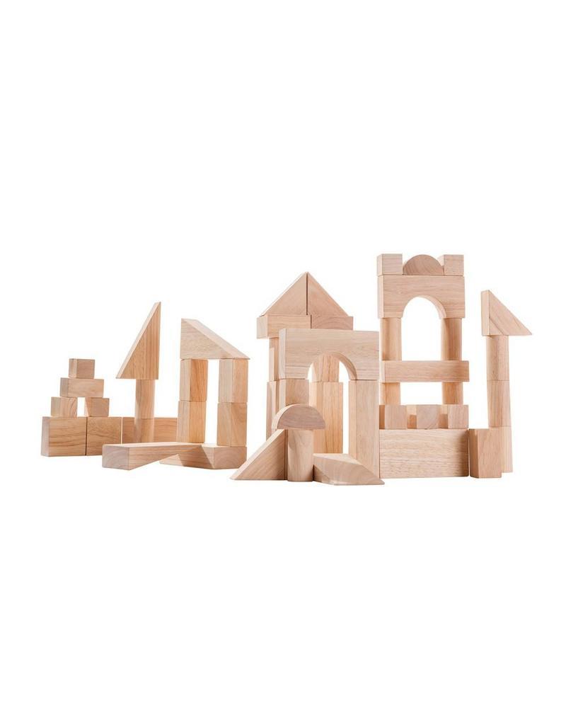 Plan Toys, Inc. Plan Toys - 50 Unit Blocks