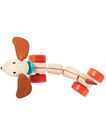 Plan Toys, Inc. Plan Toys Happy Puppy