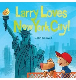 Sasquatch Books Larry Loves New York City
