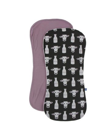 Kickee Pants Burp Cloth