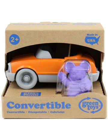 Green Toys Green Toys Convertible w/ Character