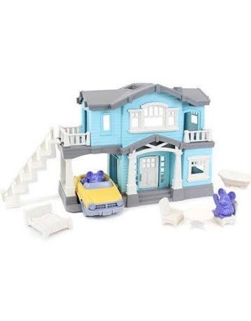 Green Toys Green Toys House Play Set Blue