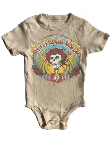 Rowdy Sprout Rowdy Sprout - Distressed Onesie