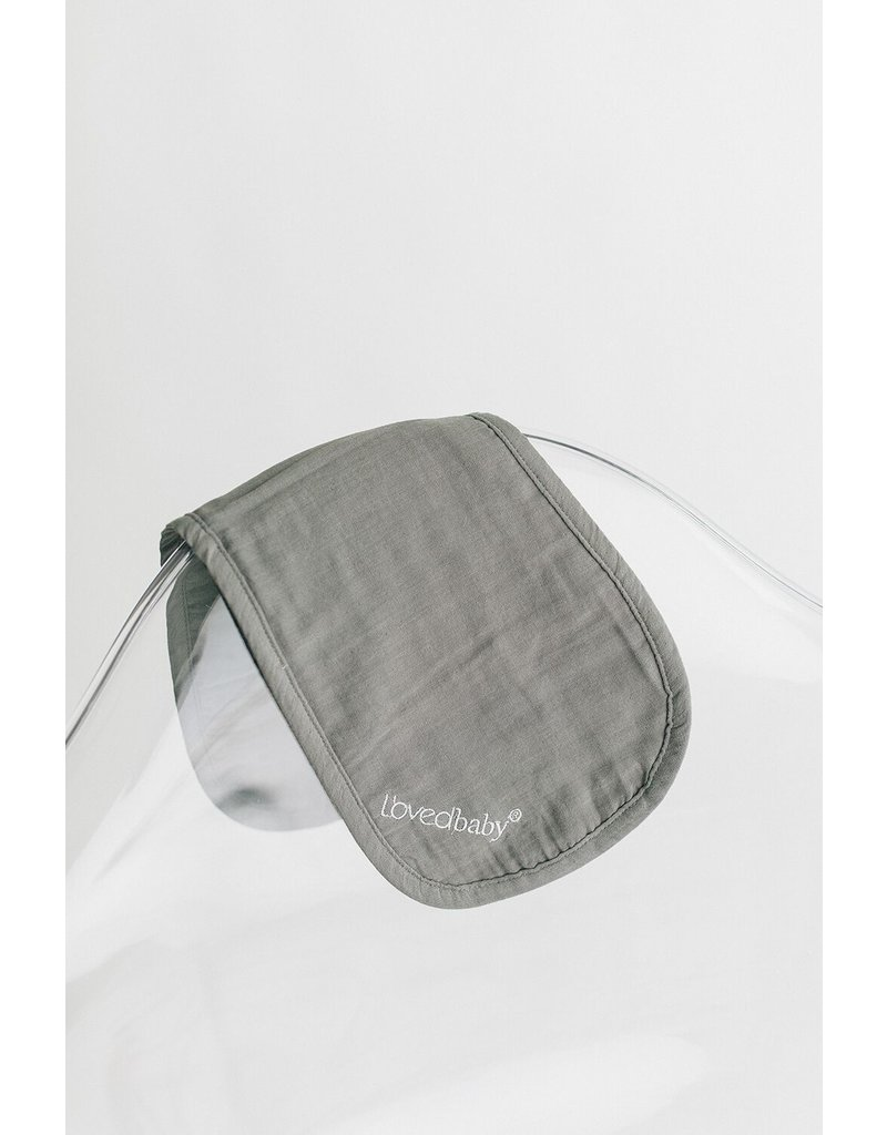 L'ovedbaby L'ovedbaby - Reversible Muslin Burp Cloth