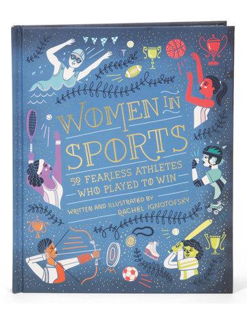 Penguin Random House Children's Book - Women in Sports