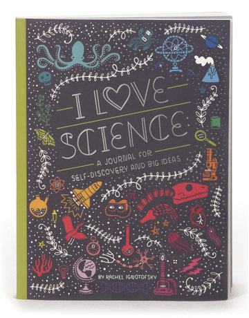 Penguin Random House Children's Book I Love Science