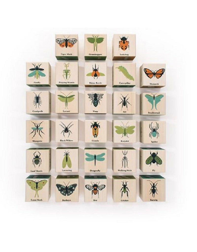 Uncle Goose Uncle Goose - Bug Alphabet Blocks