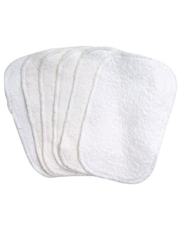 Under The Nile Under The Nile Terry Baby Wipes 6 Pack