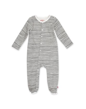 ZUTANO Zutano - Pencil Stripe Footie