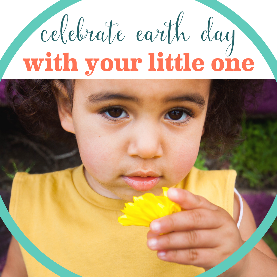 Celebrate Earth Day by Helping Kids GROW!