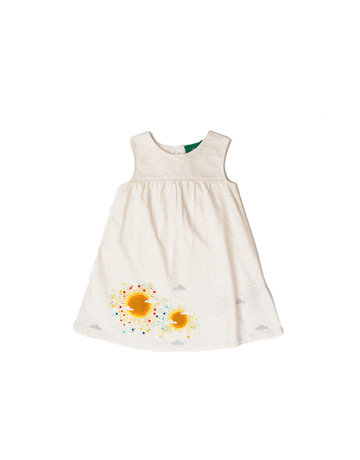 Little Green Radicals - Storytime Dress Suns