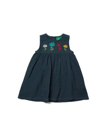 Little Green Radicals - Embroidered Dress