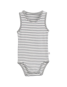 Wheat - Body Sleeveless Striped