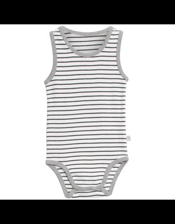 Wheat - Body Sleeveless Striped