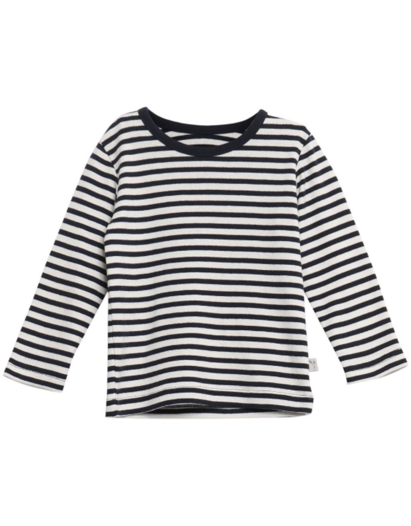 Wheat - T-Shirt Striped LS