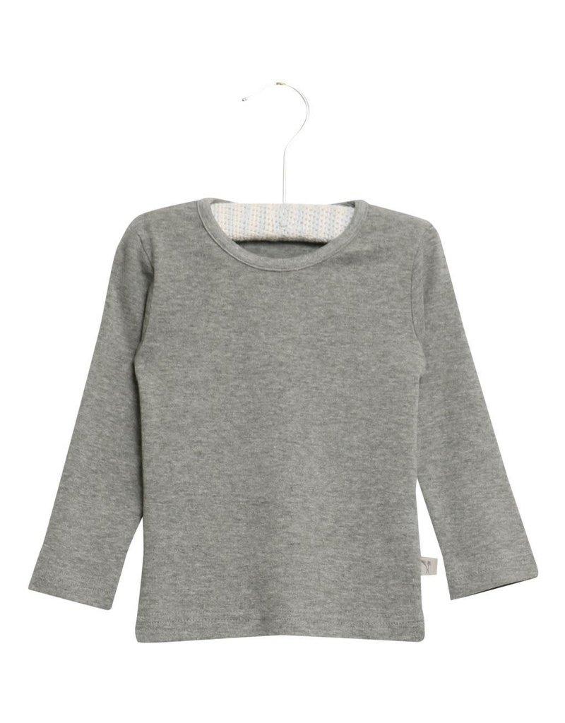 Wheat - Basic Boy T-Shirt LS
