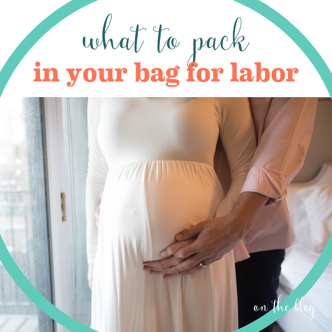 What to Pack in Your Hospital or Birthing Center Bag
