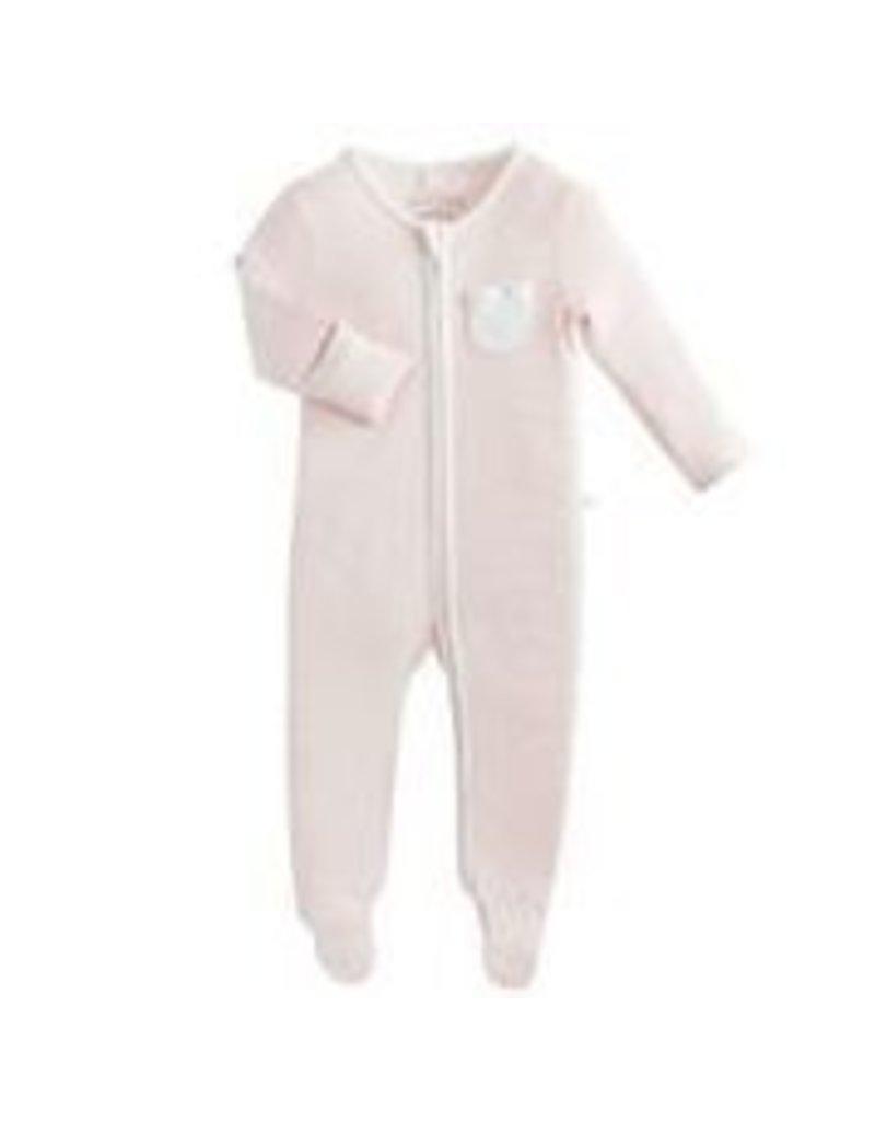 Baby Mori Baby Mori - Zip-Up Sleepsuit