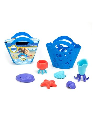 Green Toys Green Toys Ocean Bound Tide Pool Set