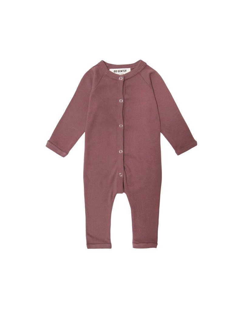 Go Gently - Solid Romper