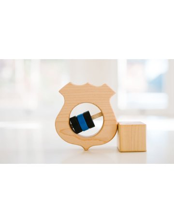 Bannor Toys Bannor Toys - Wooden Rattle