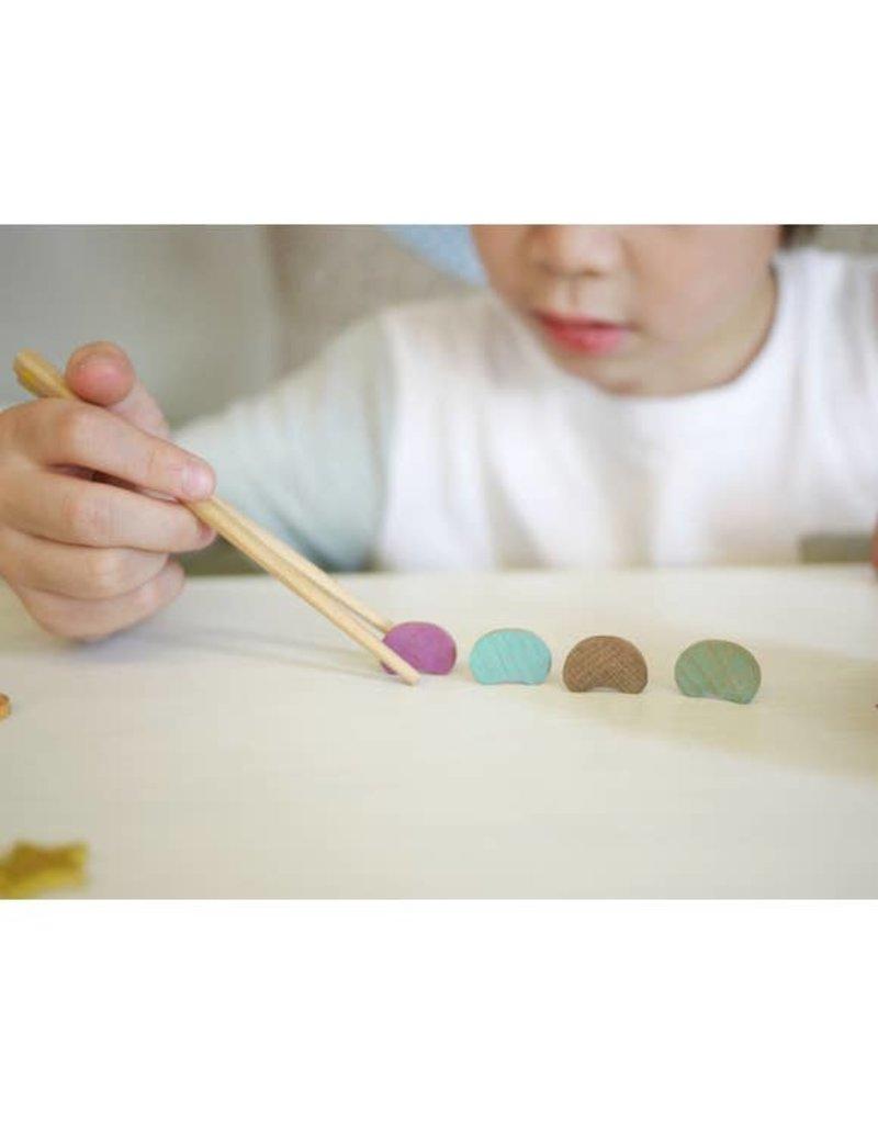 kiko gg Kiko+ & gg Mame Ohagki Rainbow Counting Beans