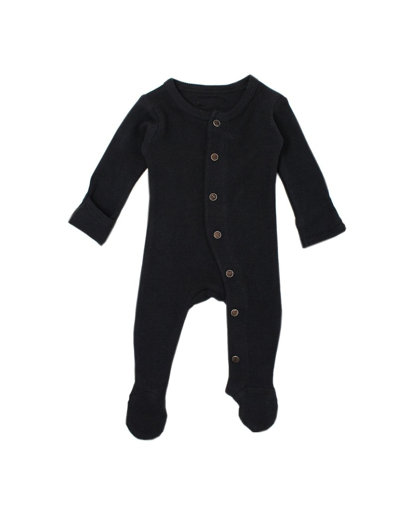 L'ovedbaby L'ovedbaby - Thermal Footed Overall