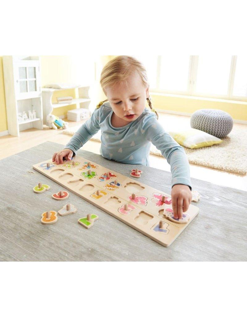 Haba Haba - Clutching Puzzle