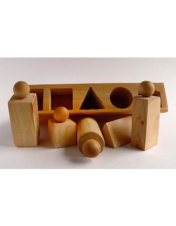 Toy Maker of Lunenburg Toy Maker of Lunenburg - Shape Sorter