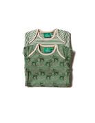 Little Green Radicals - 2 Pack Baby Set