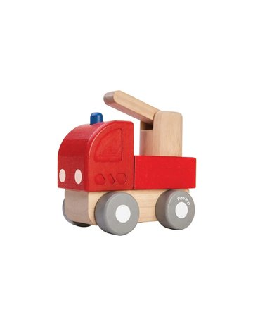 Plan Toys, Inc. Plan Toys Fire Engine Small