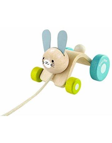 Plan Toys, Inc. Plan Toys Hopping Rabbit