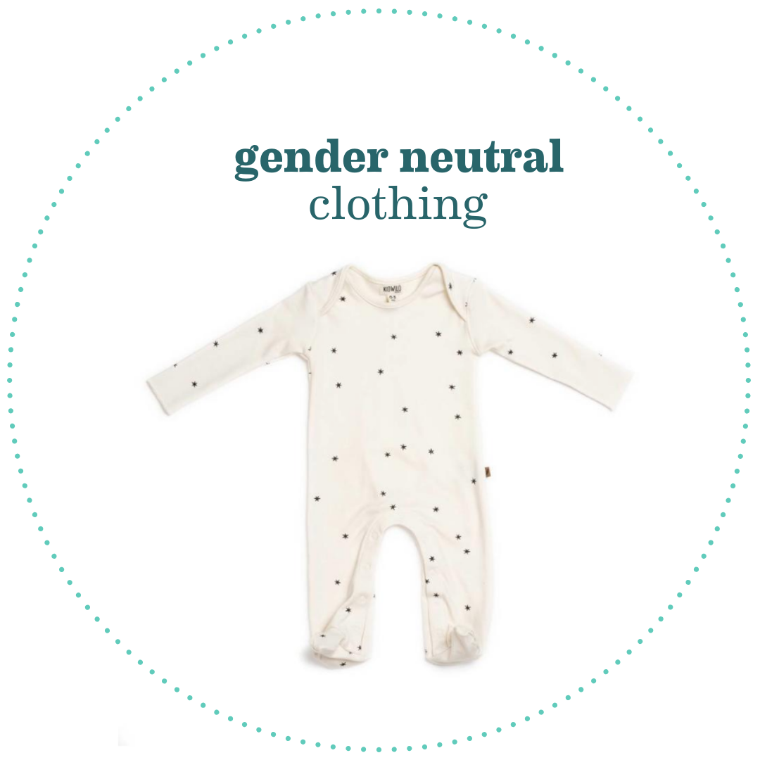 Gender Neutral Clothing
