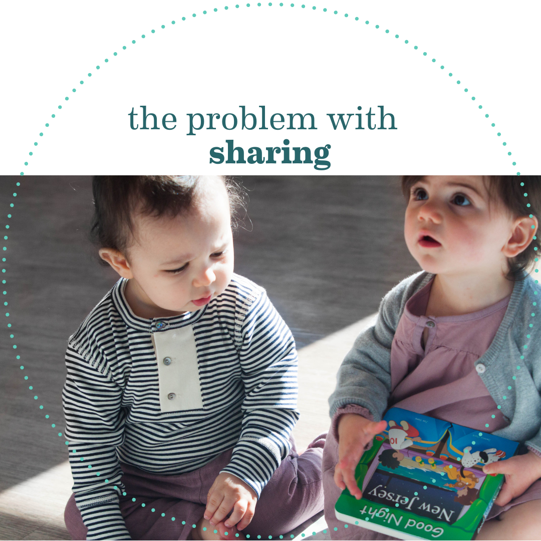 The Problem With Sharing